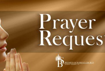 Pray Request