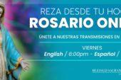 Holy Rosary May 29 2020 - Seminarian Camilo Herrera (English)