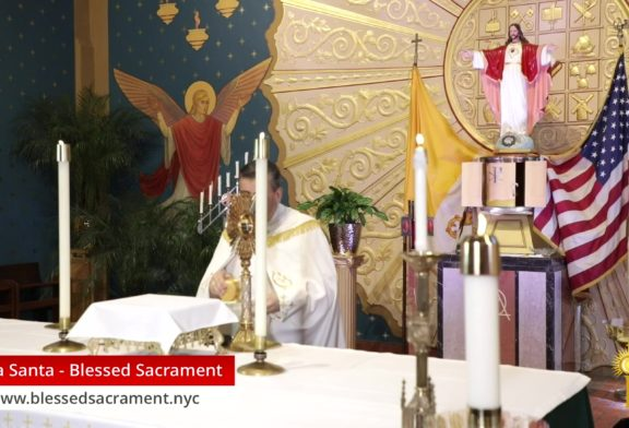 Hora Santa | Junio 9 2020 | Fr. Gabriel Toro