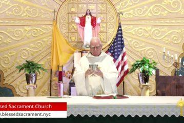 Mass online | Tuesday Junio 9th 2020 | Fr. Richard Hoare