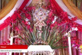 Holy Hour | June 18 2020 | Fr. Cesar Peña