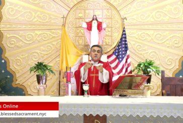 Mass Online   June 22 2020   Fr. Gabriel Toro ( Spanish Mass)