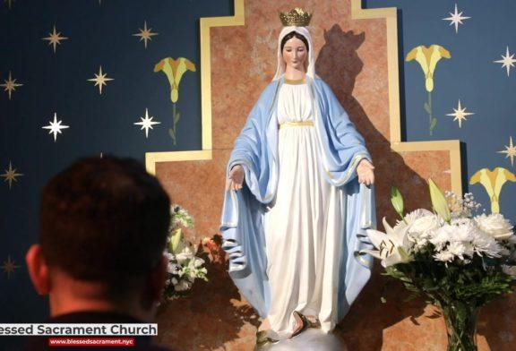 Holy Rosary June 26 2020 – Fr. Cesar Peña (Español)