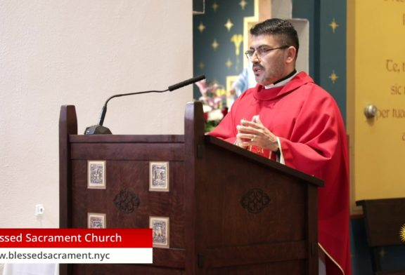 Mass online   Friday June 5th 2020   Fr. Cesar Peña