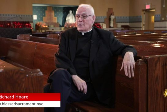 Want to know more about me? │ June 5th 2020 │ Fr Richard Hoare