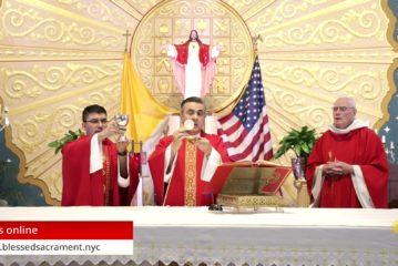 Mass online | Thursday  Junio 11th 2020 | Fr. Gabriel Toro