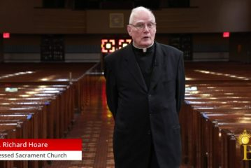 Want to know more about me? │ May 28th 2020 │ Fr. Richard Hoare