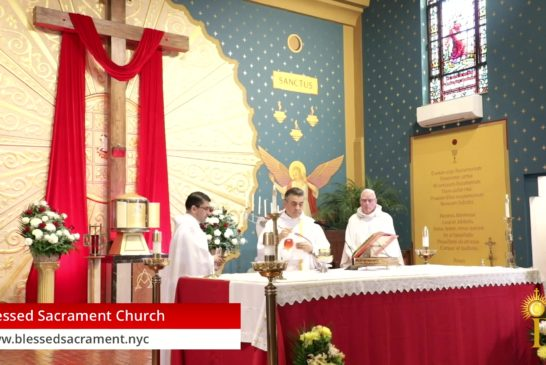 Séptima semana de Pascua | Mayo 29 2020 | Fr. Gabriel Toro