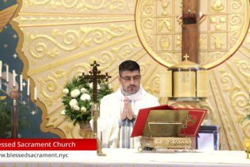 Mary Mother of the Church | Jun 1st 2020 | Fr. Cesar Peña