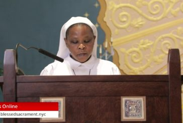 Mass Online   July 16 2020   Fr. Saint Charles Borno