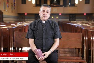 Daily Meditation│ July 3th 2020 │ Fr. Gabriel Toro