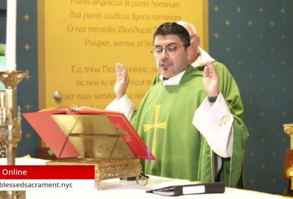 Mass Online | July 10 2020 | Fr. Cesar Peña