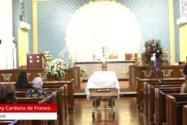 Live Streaming Funeral Service of Fanny Cardona de Franco