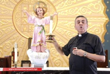 Tertulia con Fr. Gabriel Toro  |   July 4 2020  |  Niño Divino