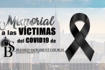 Memorial in honor of our parishioners   July 3 2020   Fr. Gabriel Toro