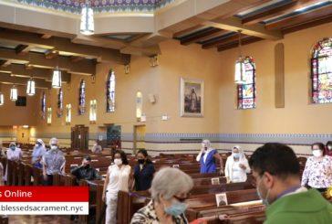 Mass Online   July 13 2020   Fr. Cesar Peña