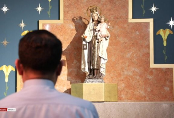 Holy Rosary | July 17 2020 | Fr. Cesar Peña ( English)