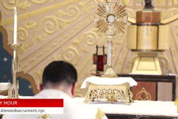 Holy Hour | July 14 2020 | Fr. Cesar Peña