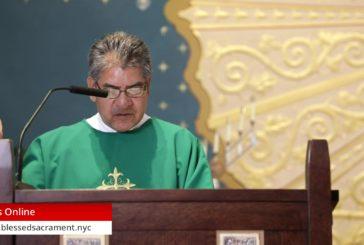 Mass Online | July 19 2020 | Fr. Cesar Peña ( Sunday Spanish Mass)