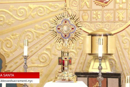 Holy Hour | July 30 2020 | Fr. Gabriel Toro