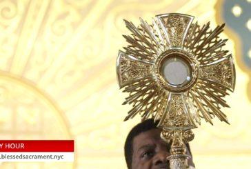 Holy Hour   July 21 2020   Fr. Saint Charles Borno