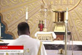 Holy Hour   July 7 2020   Fr. Saint Charles Borno