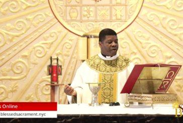 Mass Online | July 4 2020 | Fr. Saint Charles Borno
