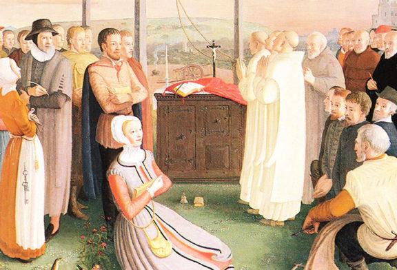 Saints John Jones and John Wall   Saint of the Day for July 12