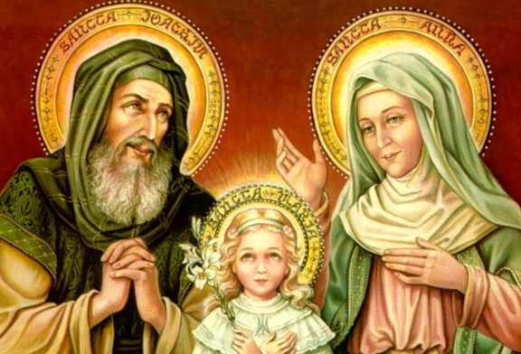 Saints Joachim and Anne | Saint of the Day for July 26