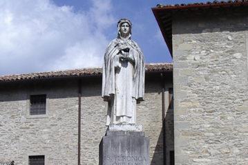 Saint Veronica Giuliani   Saint of the Day for July 10