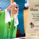 Mass Online | August 2nd 2020 | Fr. Cesar Peña ( Spanish Mass)