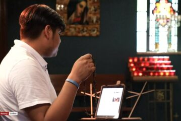 Lets Pray The Holy Rosary | Edwin Reyes | August 21 2020 ( English)