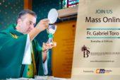 Mass Online | July 31 2020 | Fr. Gabriel Toro