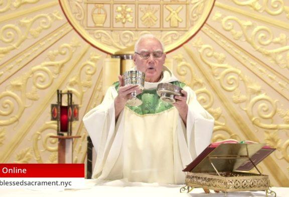 Mass Online | August 6th 2020 | Fr. Richard Hoare