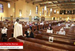 Holy Hour | August 6 2020 | Fr. Saint Charles Borno