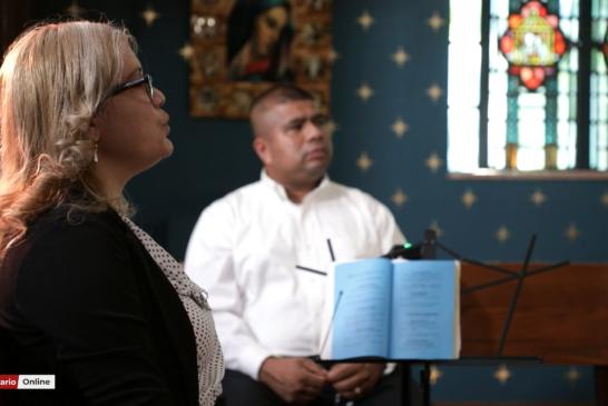 Oremos juntos el Santo Rosario| Gonzalo & Mayra Murillo - | August 7 2020 ( Español)
