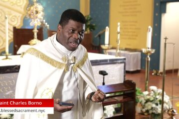 Holy Hour | August 20 2020 | Fr. Saint Charles Borno