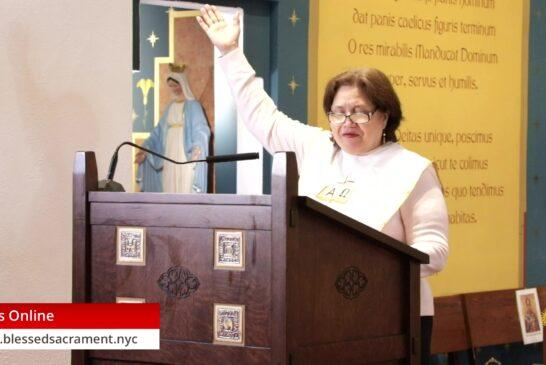 Mass Online | August 19th 2020 | Fr. Cesar Peña