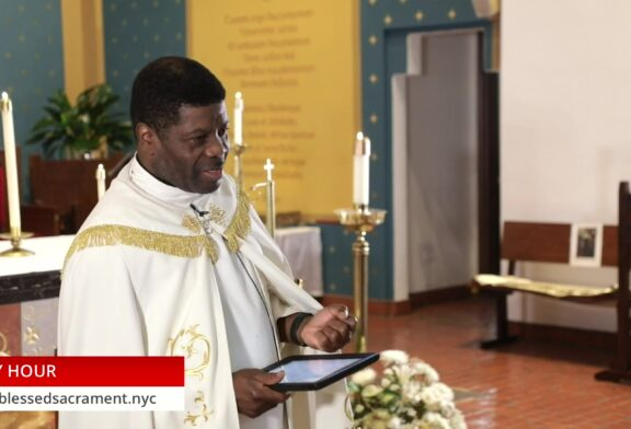 Holy Hour | August 25 2020 | Fr. Saint Charles Borno