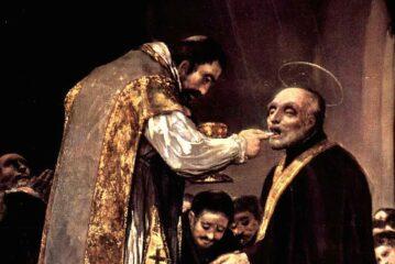 Saint Joseph Calasanz   Saint of the Day for August 26