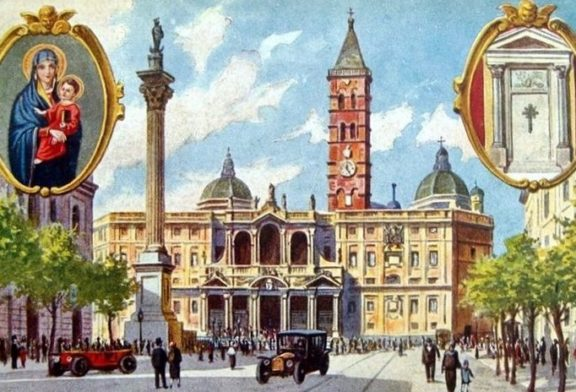 Dedication of Saint Mary Major Basilica | Saint of the Day for August 5