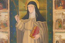 Saint Clare of Assisi | Saint of the Day for August 11