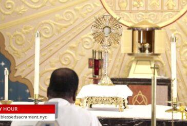 Holy Hour   September 1st 2020   Fr. Saint Charles Borno