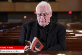 Daily Meditation│ September 3 2020 │ Fr. Richard Hoare