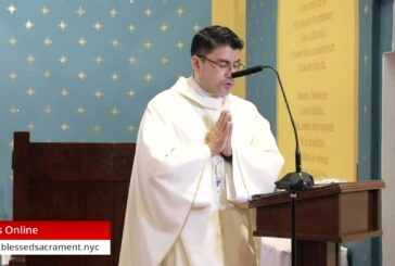 Mass Online | September 23 2020 | Rev. Cesar Peña
