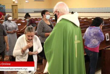 Mass Online | September 10 2020 | Fr. Richard Hoare