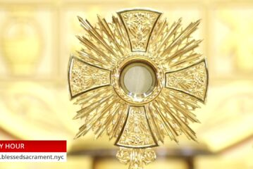 Holy Hour | September 15th 2020 | Rev. Cesar Peña
