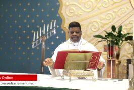 Mass Online | September 17 2020 | Rev. Saint Charles Borno