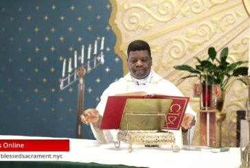 Mass Online   September 17 2020   Rev. Saint Charles Borno