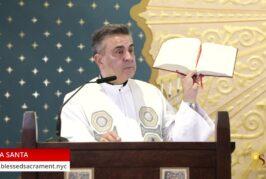 Holy Hour | September 17th 2020 | Rev. Gabriel Toro